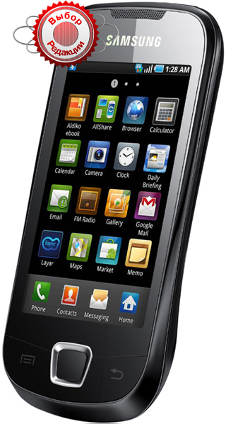 My phone is a samsung gt-i5800 locked to tmobile
